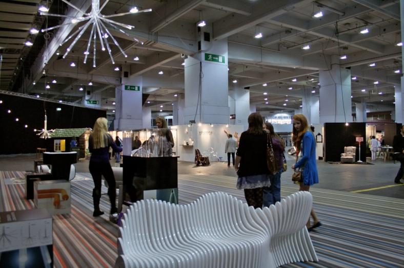 Designersblock hall