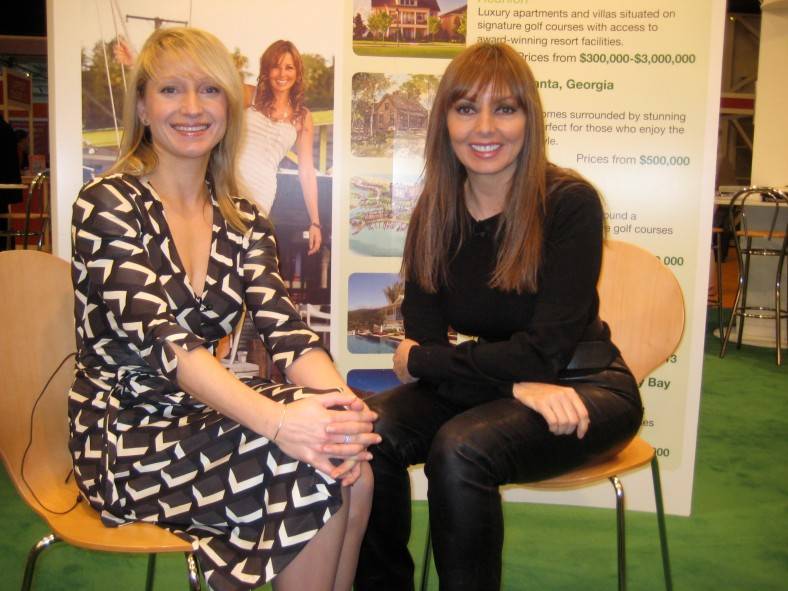 Carol Vorderman's clearly infamous leather pants!
