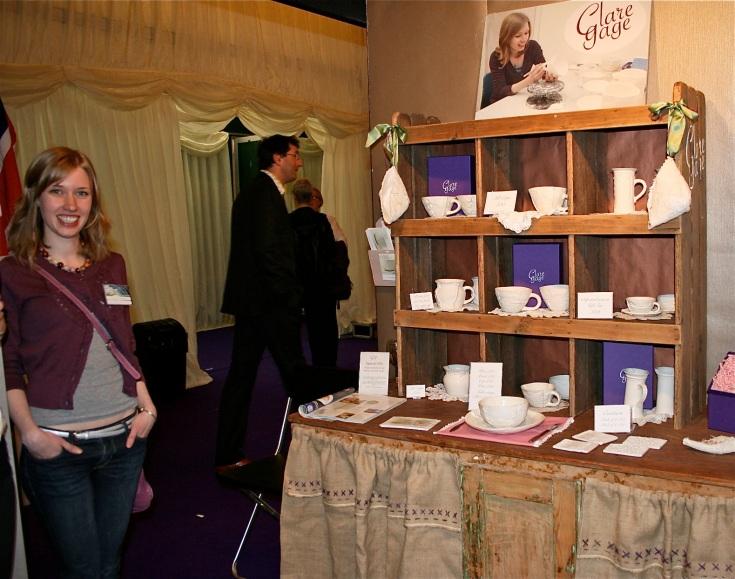 Clare Gage Ceramics