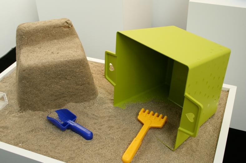 Katadori - The Sand Chair