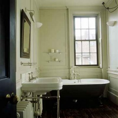 how to create a cute compact period cottage bathroom