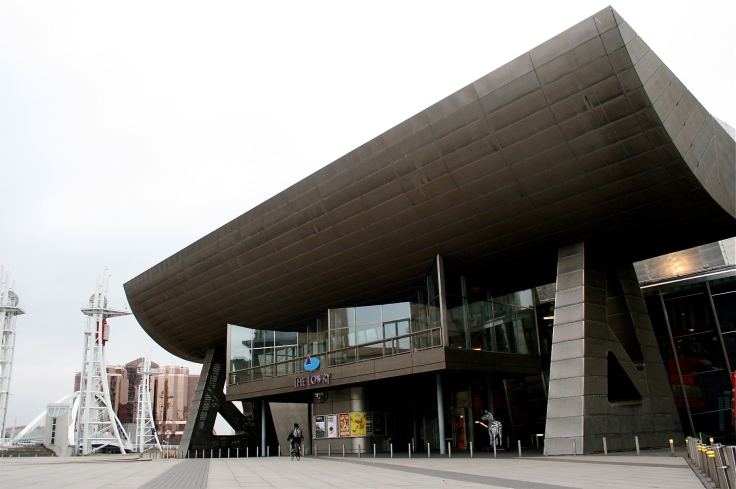 The fabulous Lowry building