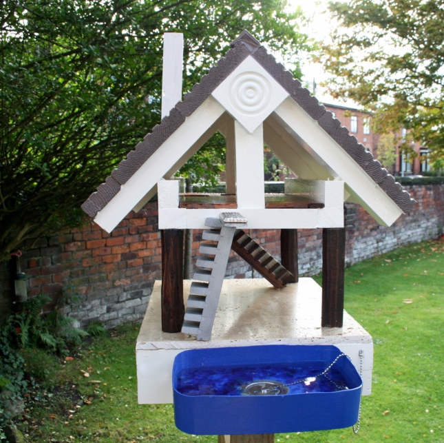 birdhouse mansion plans