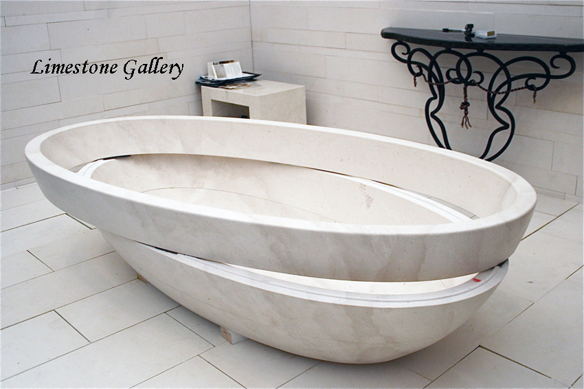 Solid Stone Bath Too Big Heavy Not Any More