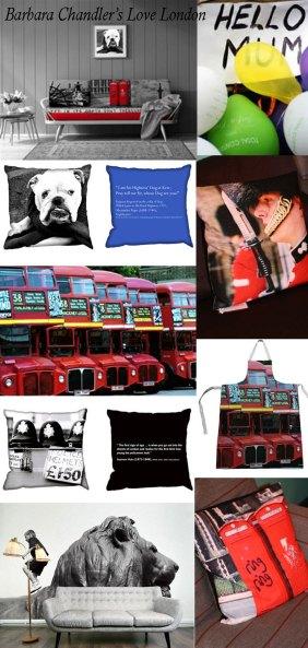 Barbara Chandler Love London Images
