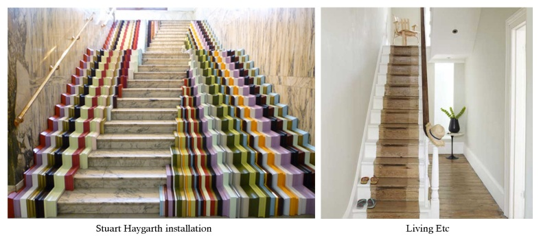 How To Create Colourfully Painted Wallpapered And