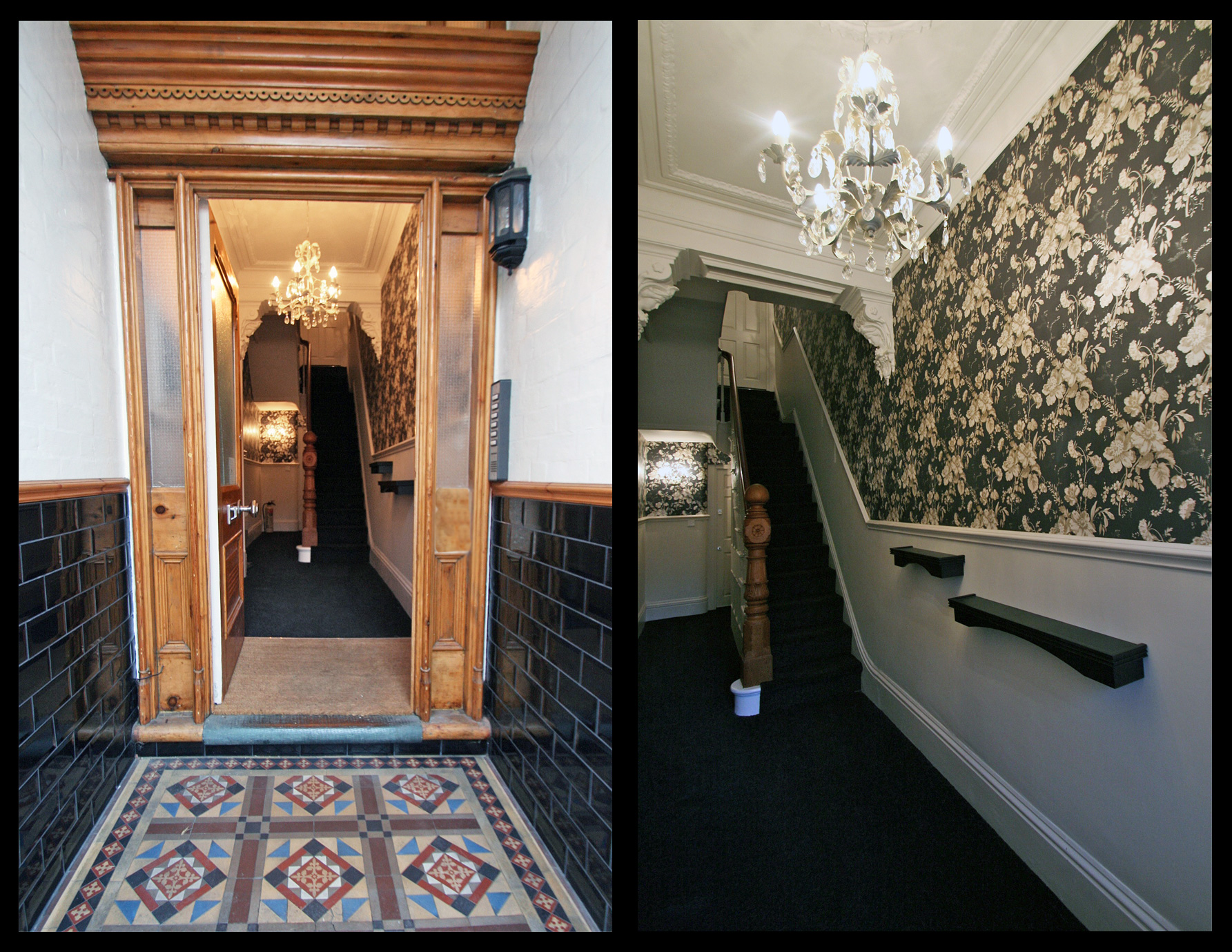 Communal Hallway Decorating Ideas