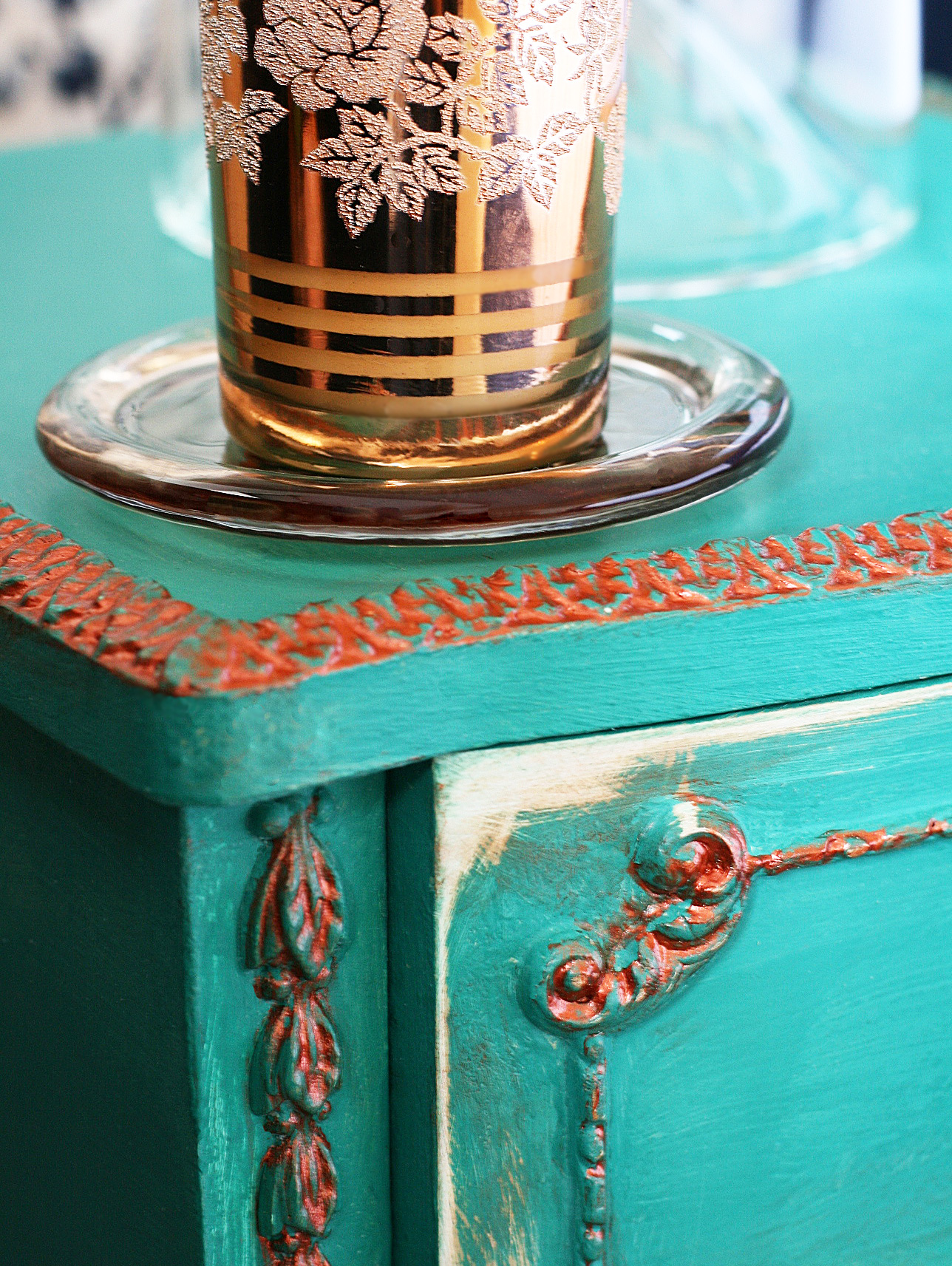 How To Seal Chalk Paint On Fabric