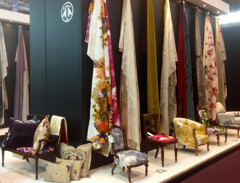 Timorous Beasties fabrics & upholstery