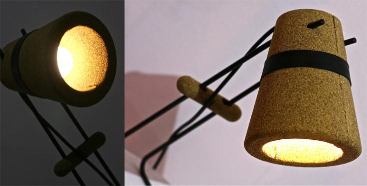Kurk light by Craig Foster on the Designersblock stand