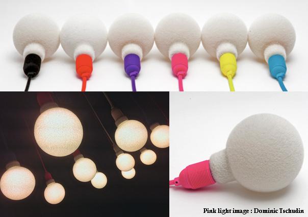 Muscar Fluffy light by Lina Patsiou