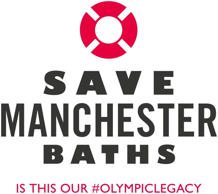Save Withington Baths campaign in Manchester against council cuts