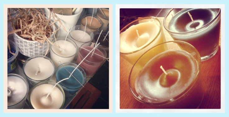 New-candles