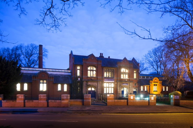 Withington Baths & Leisure Centre, Withington, Manchester