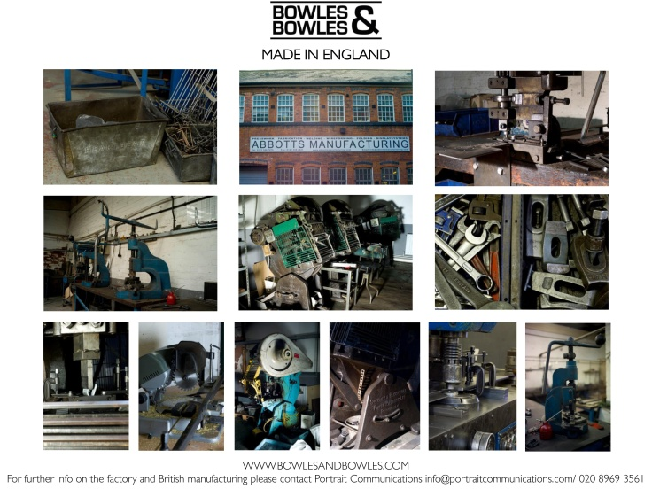 Bowles & Bowles Furniture Wire In The Blood