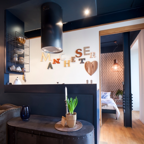 Sian Astley Moregeous Design Project Rivet Kitchen to bedroom Boxworks2