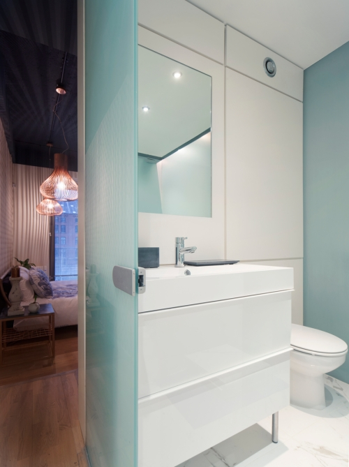 Sian Astley Moregeous Design Project Rivet Bathroom to Master Bed Boxworks81