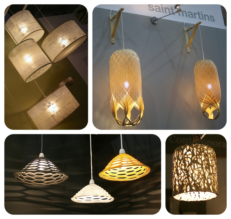 Pulse 2013 : Lighting design spotted by Moregeous