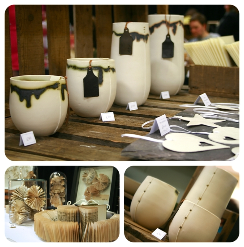 Little Northern Contemporary Craft Fair, Cheadle Hulme May 2013 by Moregeous