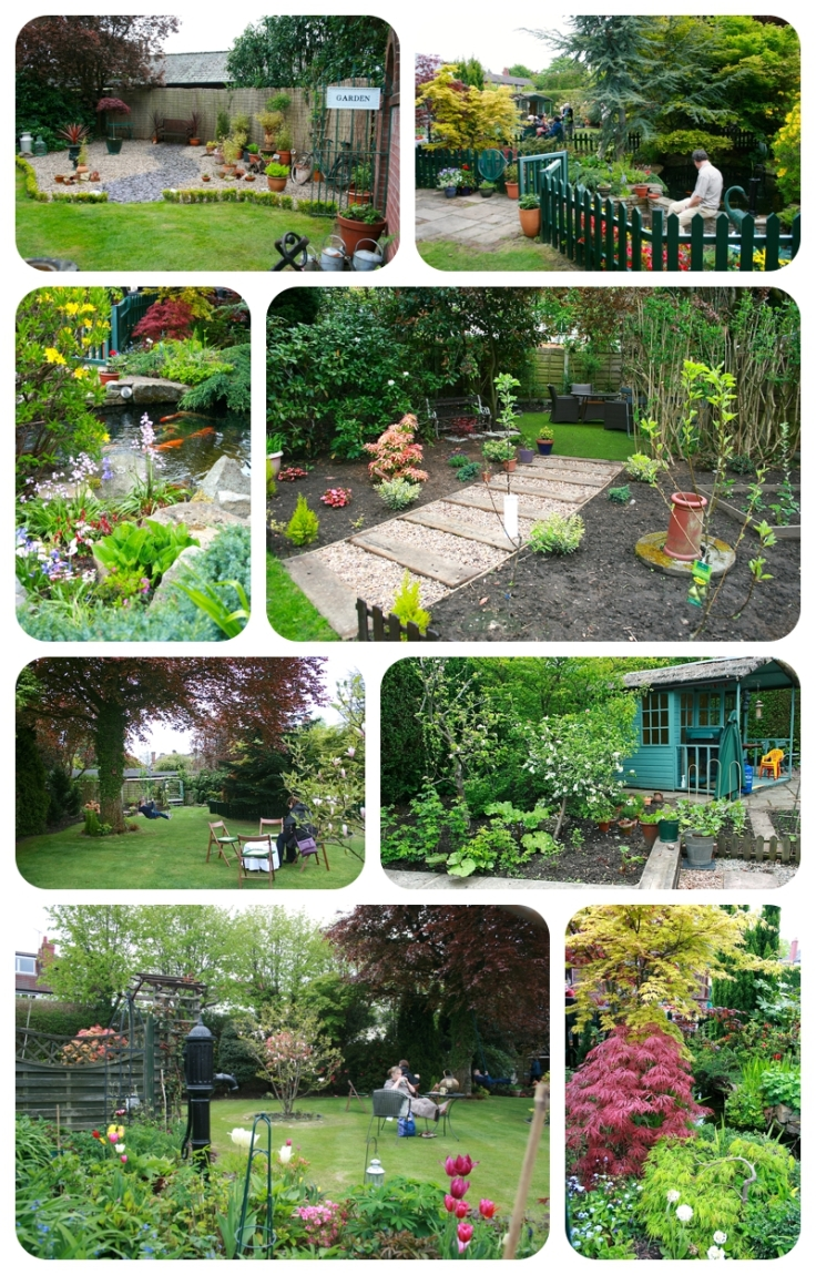 Heatons Open Garden day May 2013 by Moregeous