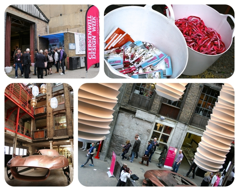 Clerkenwell Design Week 2013 - reviuew and product best of round up by Moregeous Design Studio