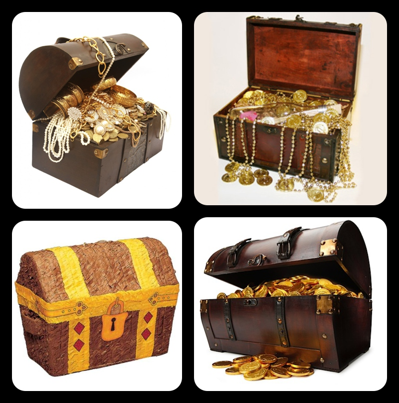 how to make treasure chest in little alchemy