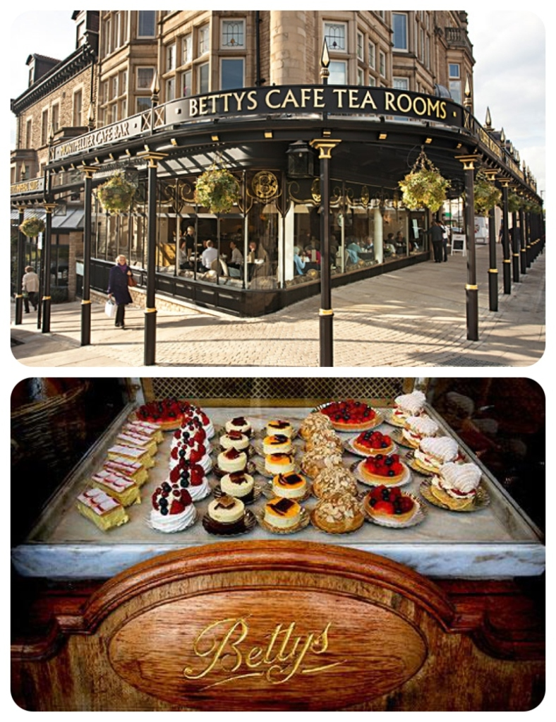 Betty's Tea Room Harrogate