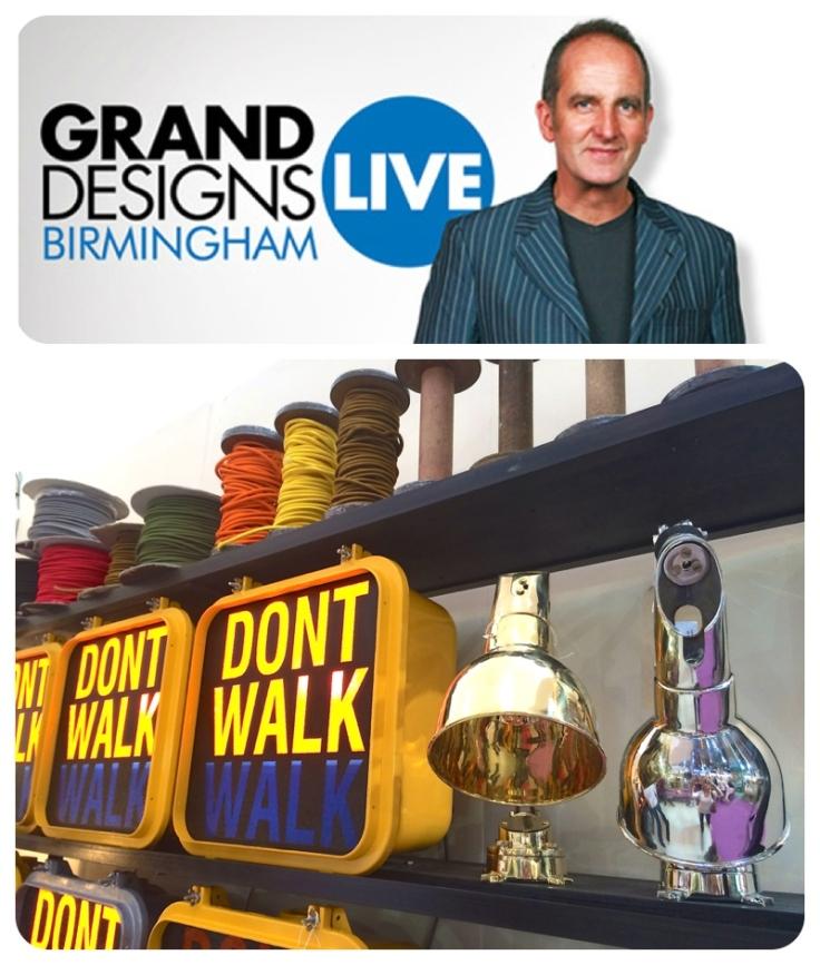 Grand Designs Live Birmingham 2013