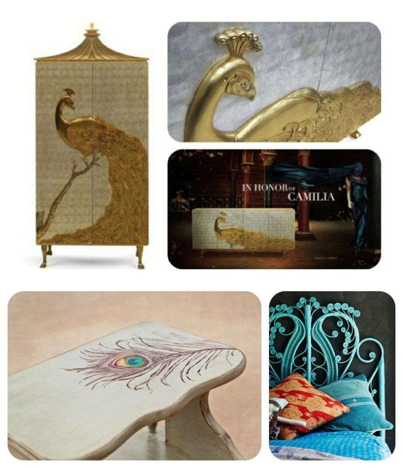 Peacock furniture