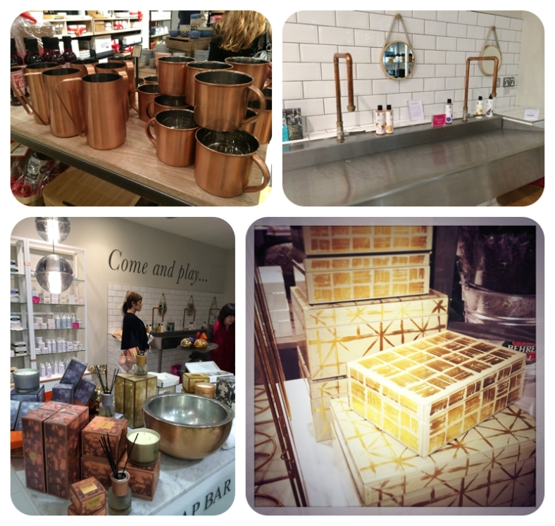 Images from West Elm UK store London December 2013