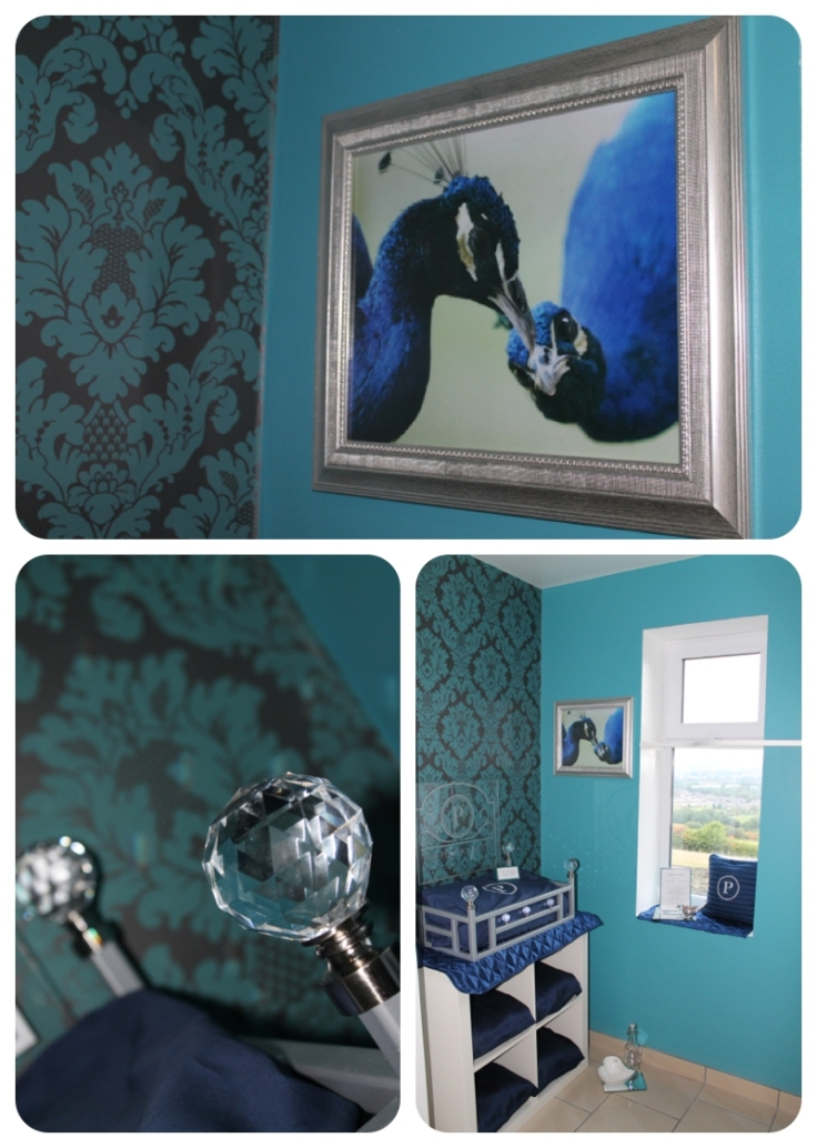 The Peacock Suite, no less
