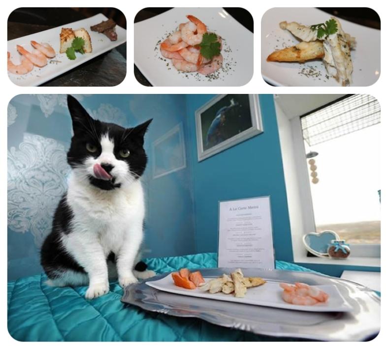 Mmmmmmm, a la carte prawns :-)