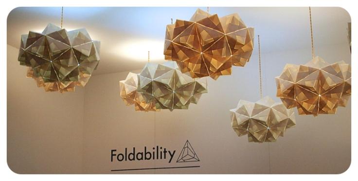 Foldability by Kyla McCallum