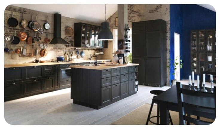 New Metod kitchens in Ikea UK