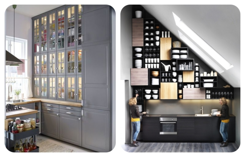 New Metod kitchens in Ikea UK