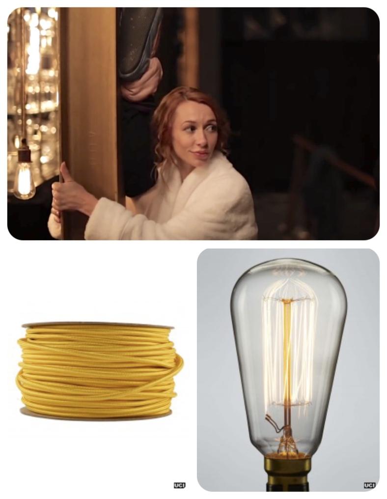 Industrial vintage lighting at Urban Cottage Industries