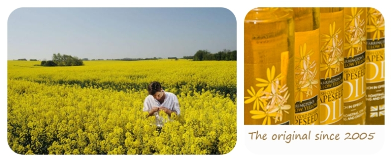 Rapeseed Oil. Farrington family Northampton