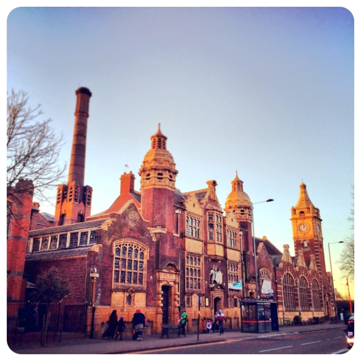 Balsall Heath Moseley Baths, Birmingham