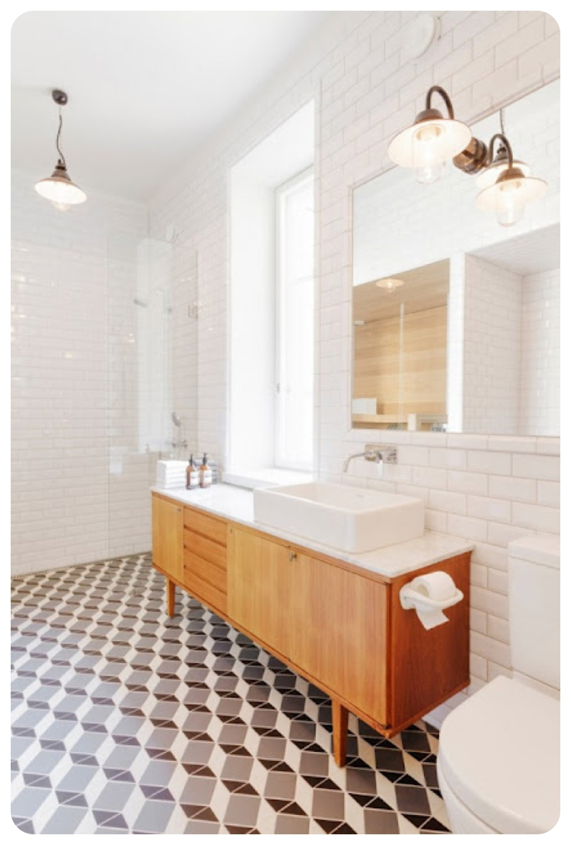 Ten interior design tips to get perfect subway tile style for Bathroom designs using mariwasa tiles