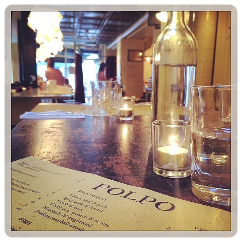 Polpo Clerkenwell Review May 2014 2