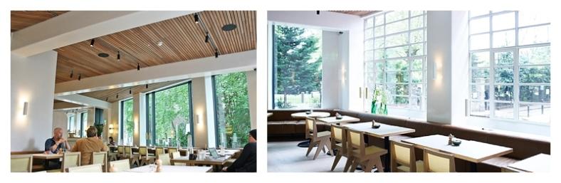 Interior design Granger & Co, Clerkenwell