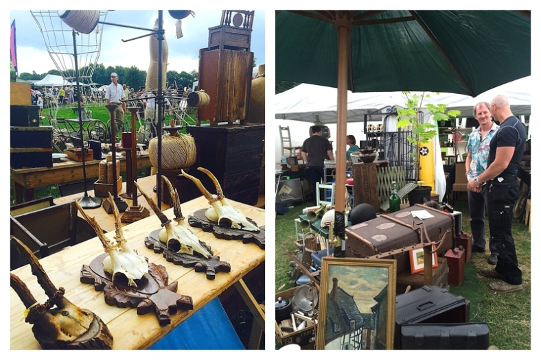 Decorative & Salvage Fair, Tatton Park, 2014
