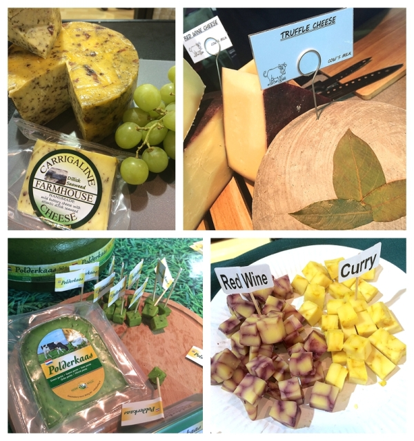 The Nantwich Cheese Show & Awards 2014