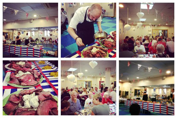 Love Withington Baths Summer Banquet