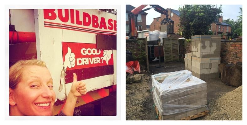 Buildbase building delivery