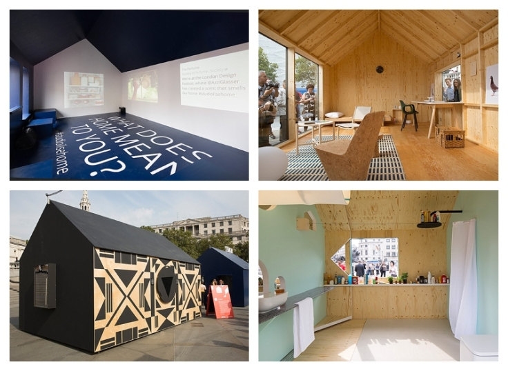 Airbnb at London Design Festival 2014