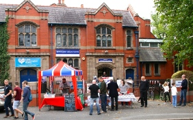 Withington Baths Heritage Open Day 2014