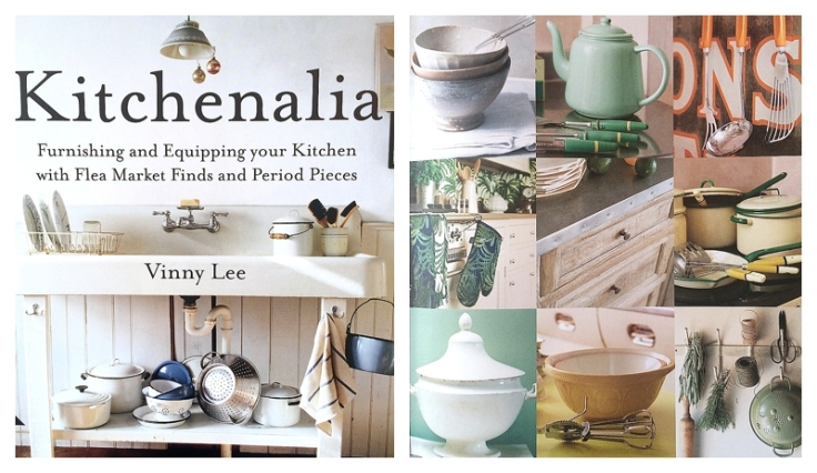 Kitchenalia by Vinny Lee review on the Moregeous Blog