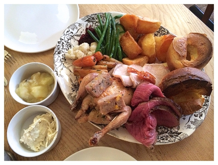 Volta West Didsbury Sunday Roast 1