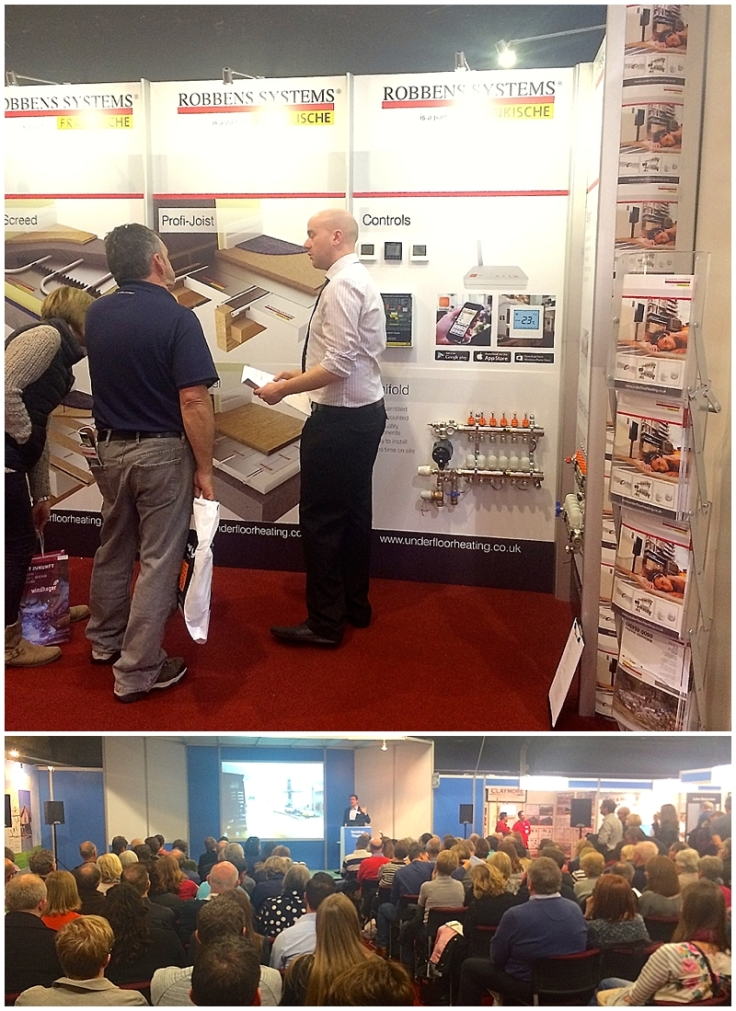 Northern Homebuilding and Renovating Show 2014